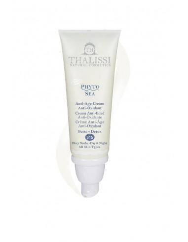 ANTI-AGE & ANTI-OXIDANT CREAM Crema Anti-Edad & Anti-Oxidante Unisex 50 ml Thalissi®