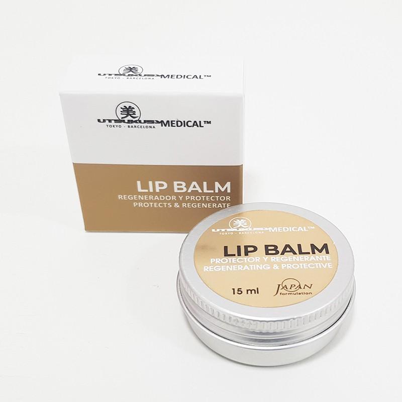 Bálsamo Labial - Lip Balm 15 ml Utsukusy®