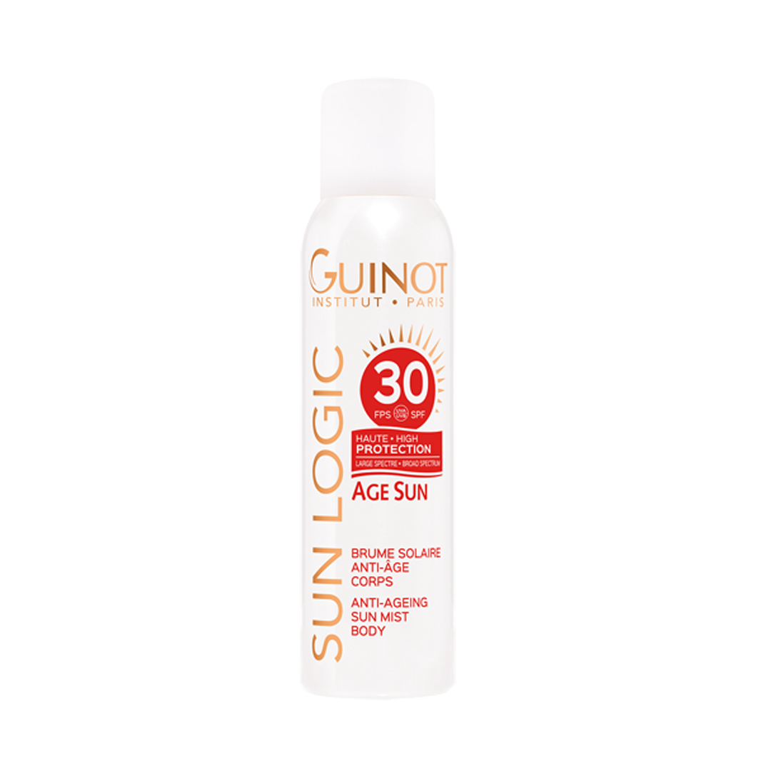 Brume Solaire Anti Age Corps SPF30 150ml Guinot®