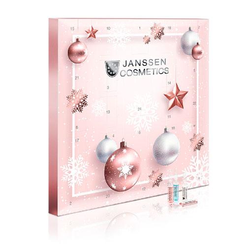 Calendario de Adviento Janssen Cosmetics®