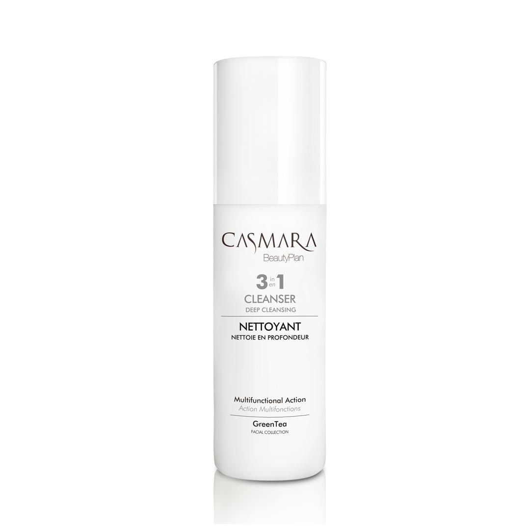 3 en 1 Cleanser.  150 ml - Casmara®