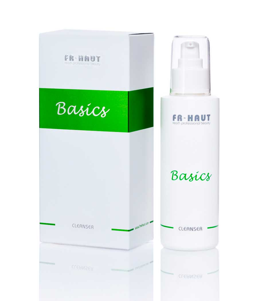 Basics Cleanser 200ml Freihaut®