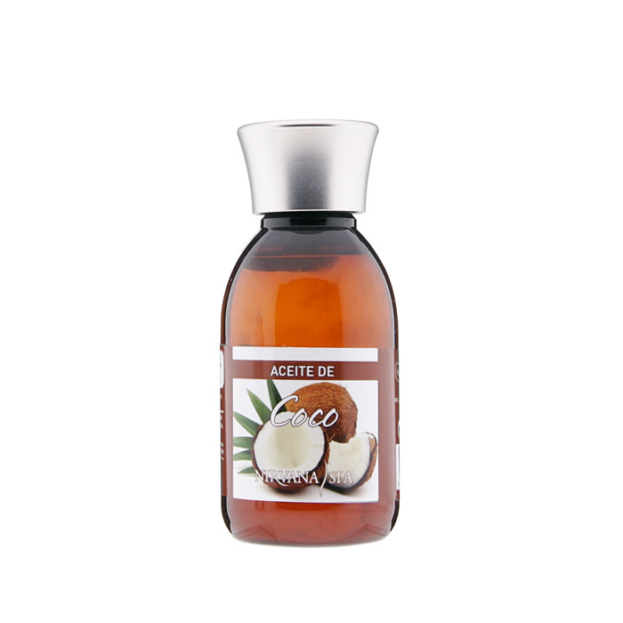 Aceite de coco 125ml Nirvana Spa®