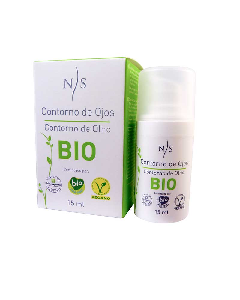 Contorno de Ojos Bio 15ml Nirvana Spa®
