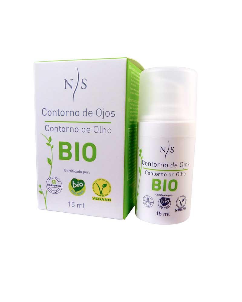 Contorno de Ojos Bio 15ml Nirvana Spa®