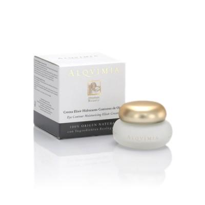 Crema Elixir Hidratante Contorno de Ojos - Essentially Beauty - ALQVIMIA