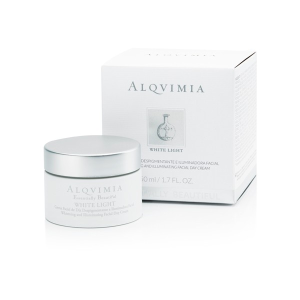 Crema Beautiful/ WHITE LIGHT/ Despigmentante. 50ml Alqvimia®