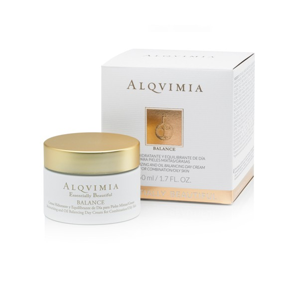 Crema Beautiful/ BALANCE/ Pieles Mixtas. 50ml Alqvimia®