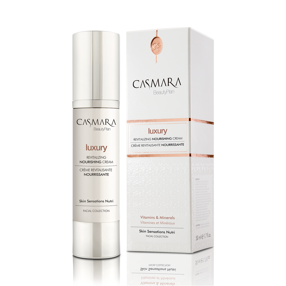 Luxury Revitalizing Nourishing Cream 50ml - Casmara®