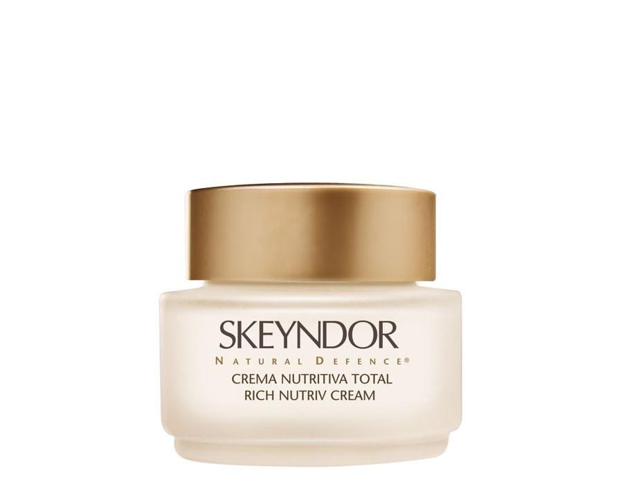 Crema Nutritiva Total 50ml Natural Defence Skeyndor®