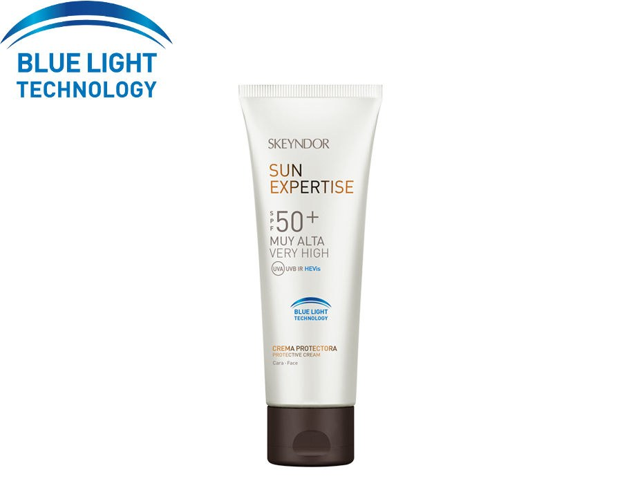 Crema protectora Blue Light Technology SPF50+ 75ml Sun Expertise Skeyndor®