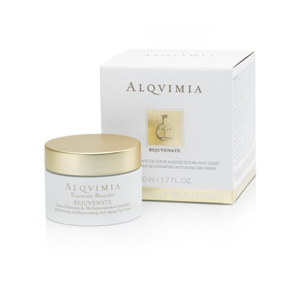 Crema Beautiful/ REJUVENATE/ Anti-Edad 50ml Alqvimia®