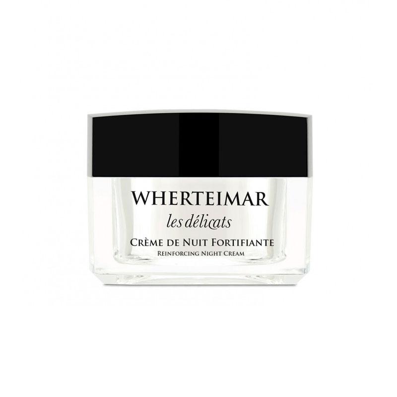 Crème de Nuit Fortifiante 50ml Wherteimar®