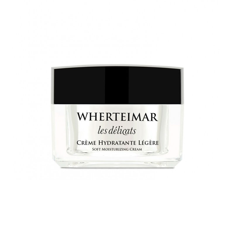 Crème Hydratante Légère 50ml Wherteimar®