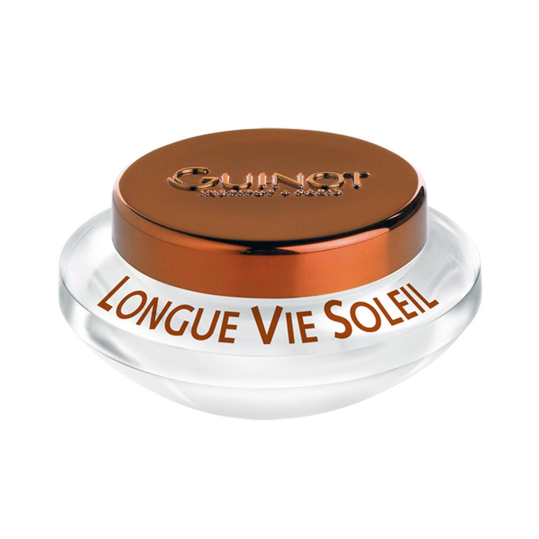 Longue Vie Soleil Crème Jeunesse Avant/Après Soleil Visage 50ml Guinot®