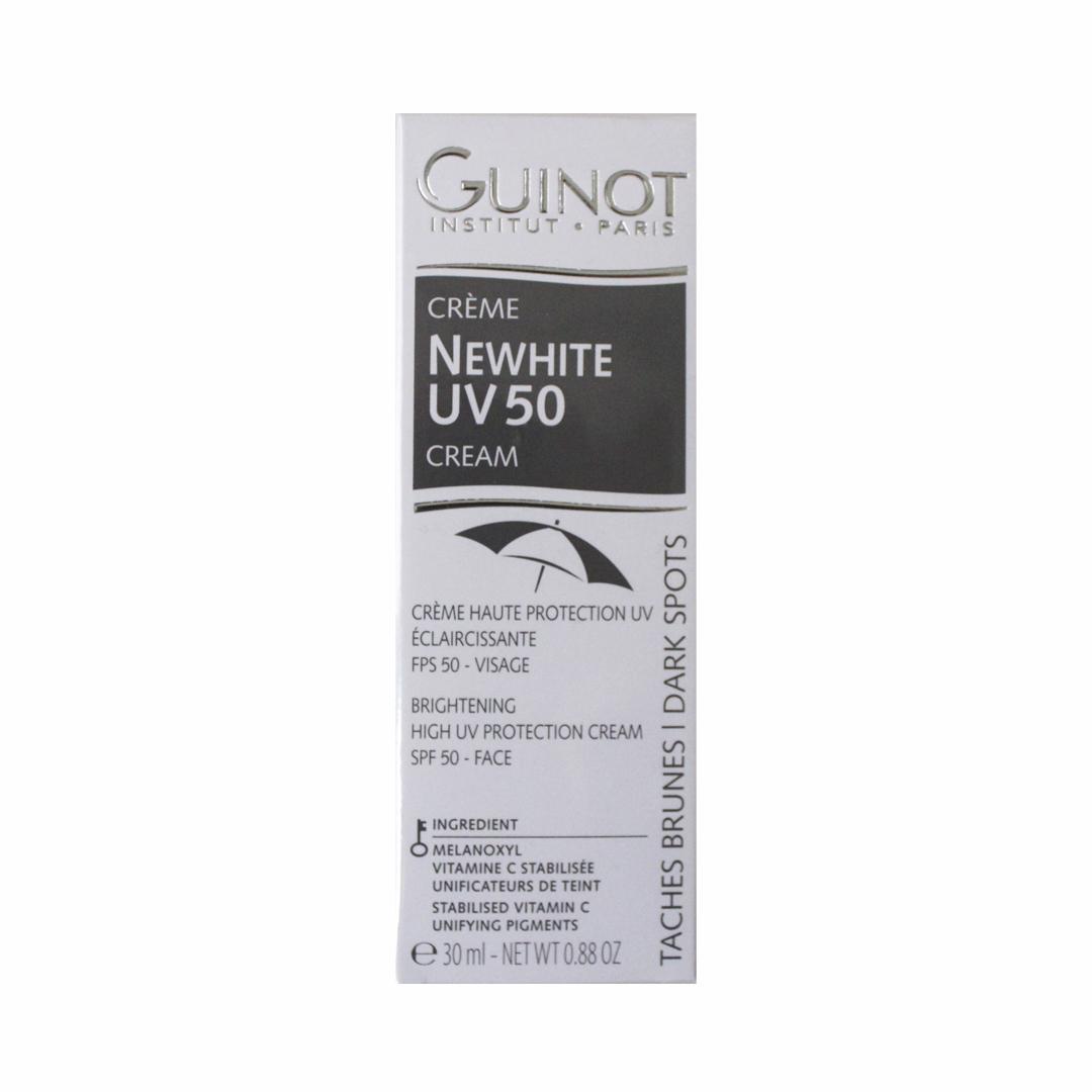 Crème Newhite UV 50. 30ml - GUINOT®
