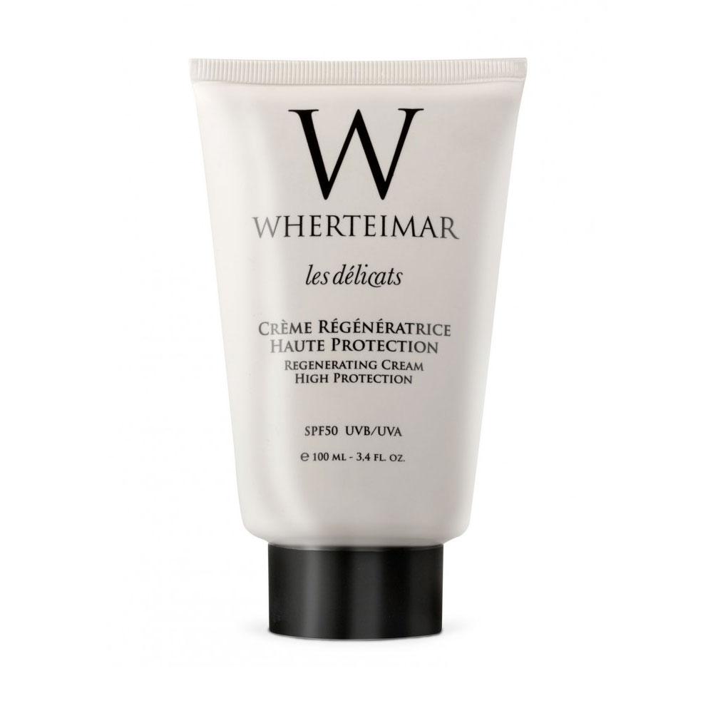 Crème Régénératrice Haute Protection SPF50 100ml Wherteimar®