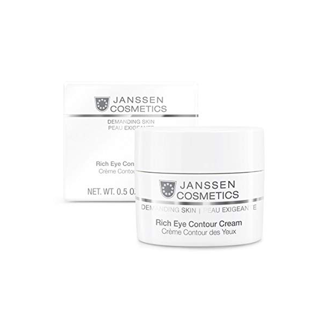 Demanding Rich Eye Contour Cream 15ml Janssen Cosmetics®