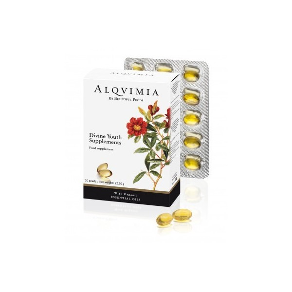 Divine Youth Supplements (30 perlas) Alqvimia®