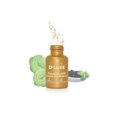 D´Luxe Escudo de ADN, Caviar y Colágeno 4 ampollas x 5ml Alissi Brontë®