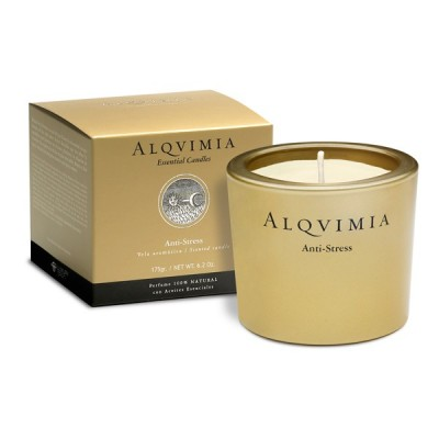 Vela Candle Anti-Stress ALQVIMIA