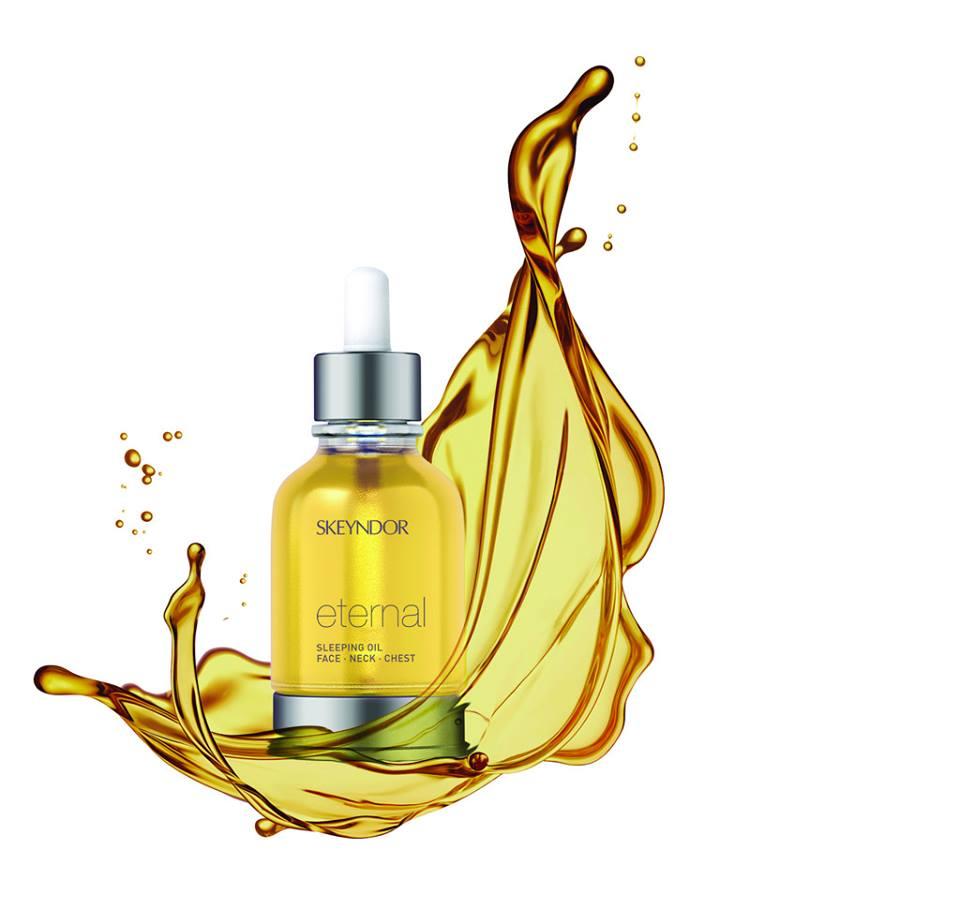 ETERNAL - Aceite restaurador nocturno - Eternal Sleeping Oil 30ml Skeyndor®