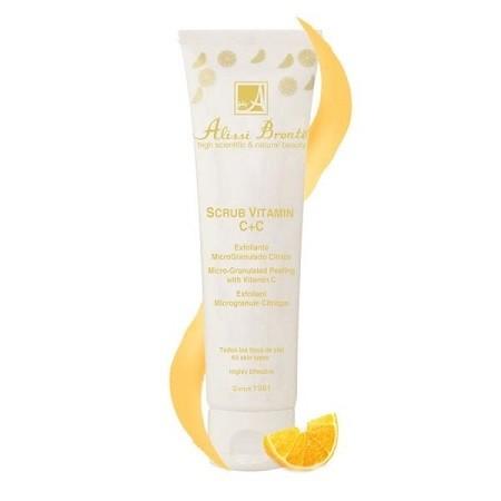Scrub Vitamin C+C Alissi Bronte 75ml
