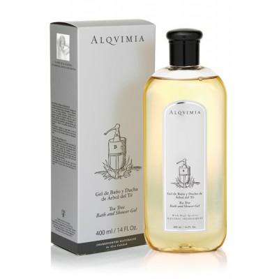 Gel de Baño de Árbol del Té 400ml Alqvimia®