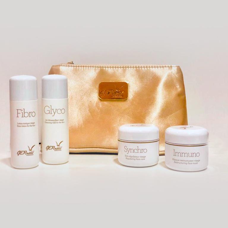 Pack 2019: Synchro 30ml + Fibro 50ml + Glyco 50ml + Immuno 30ml - Gernetic®