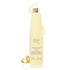 Gold Foam Alissi Brontë 200ml