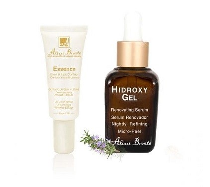 Hidroxy Gel Alissi Bronte 30ml + Regalo Crema Essence Alissi Bronte 15ml