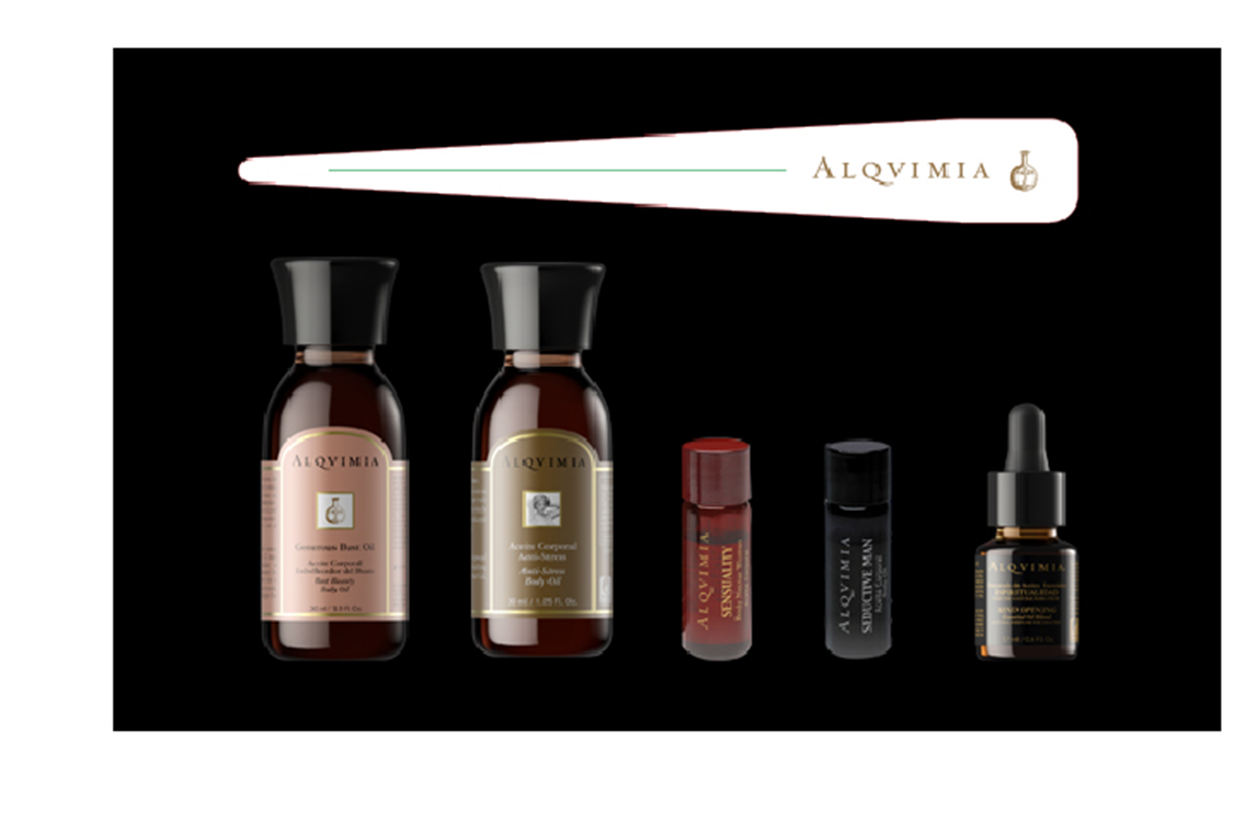 Kit Supreme Beauty & Spa Experience: HIM & HER Alqvimia®