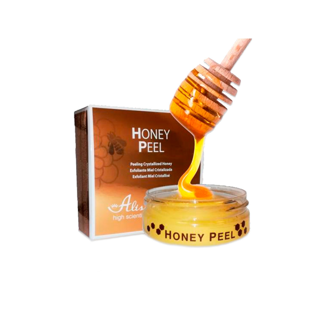 Honey Peel Tratamiento Exfoliante con Miel Cristalizada 50ml Alissi Brontë®