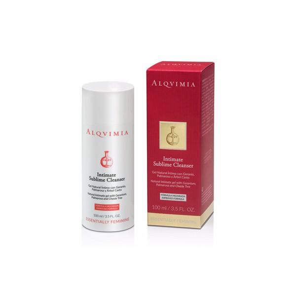 Intimate Sublime Cleanser. Jabón Higiene Íntima 100ml Alqvimia®