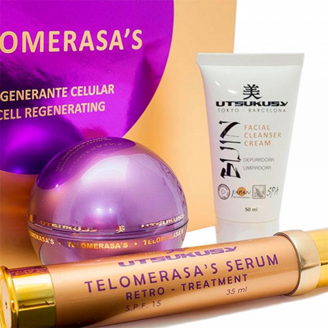 Kit Telomerasa's Utsukusy®