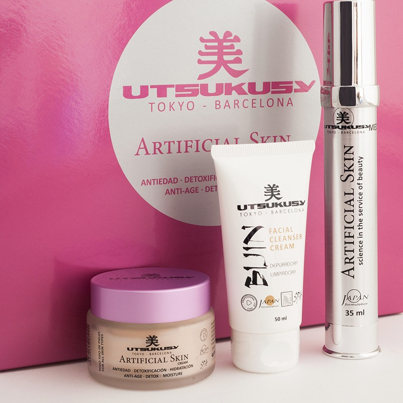 Kit Artificial Skin Utsukusy