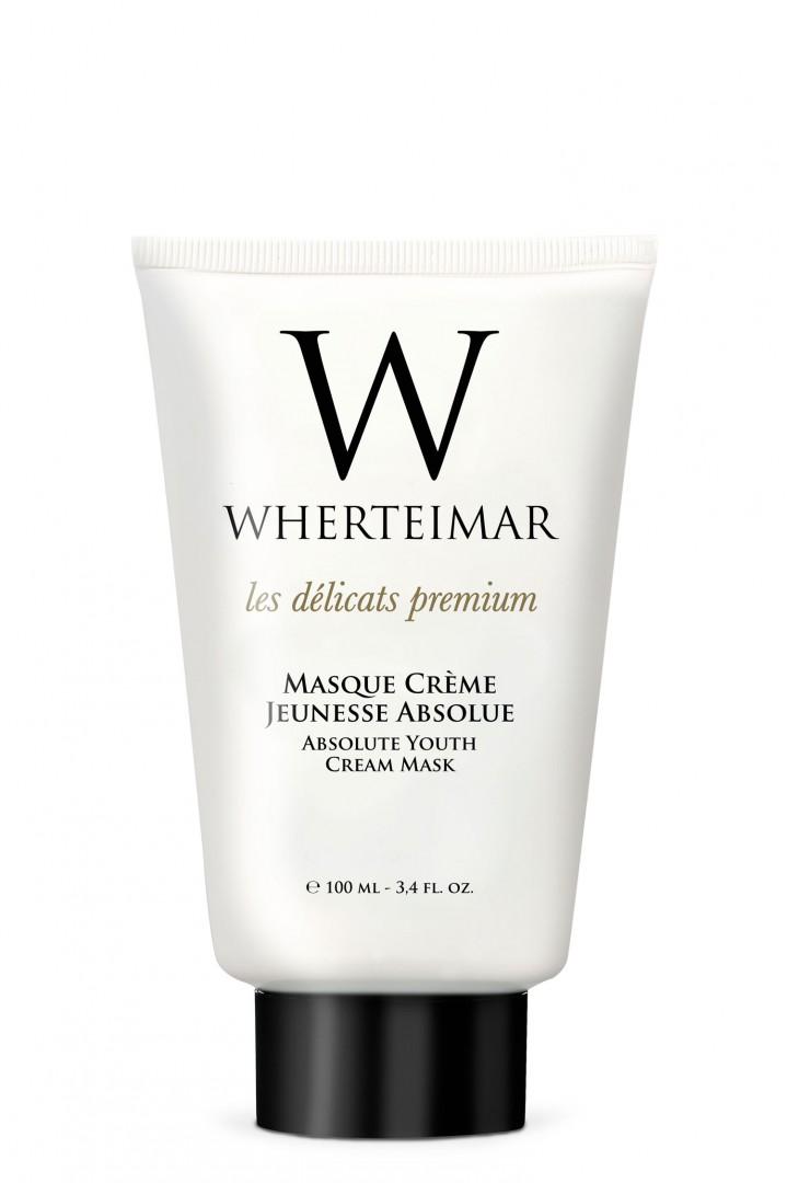 Masque Crème Jeunesse Absolue 100ml Wherteimar®