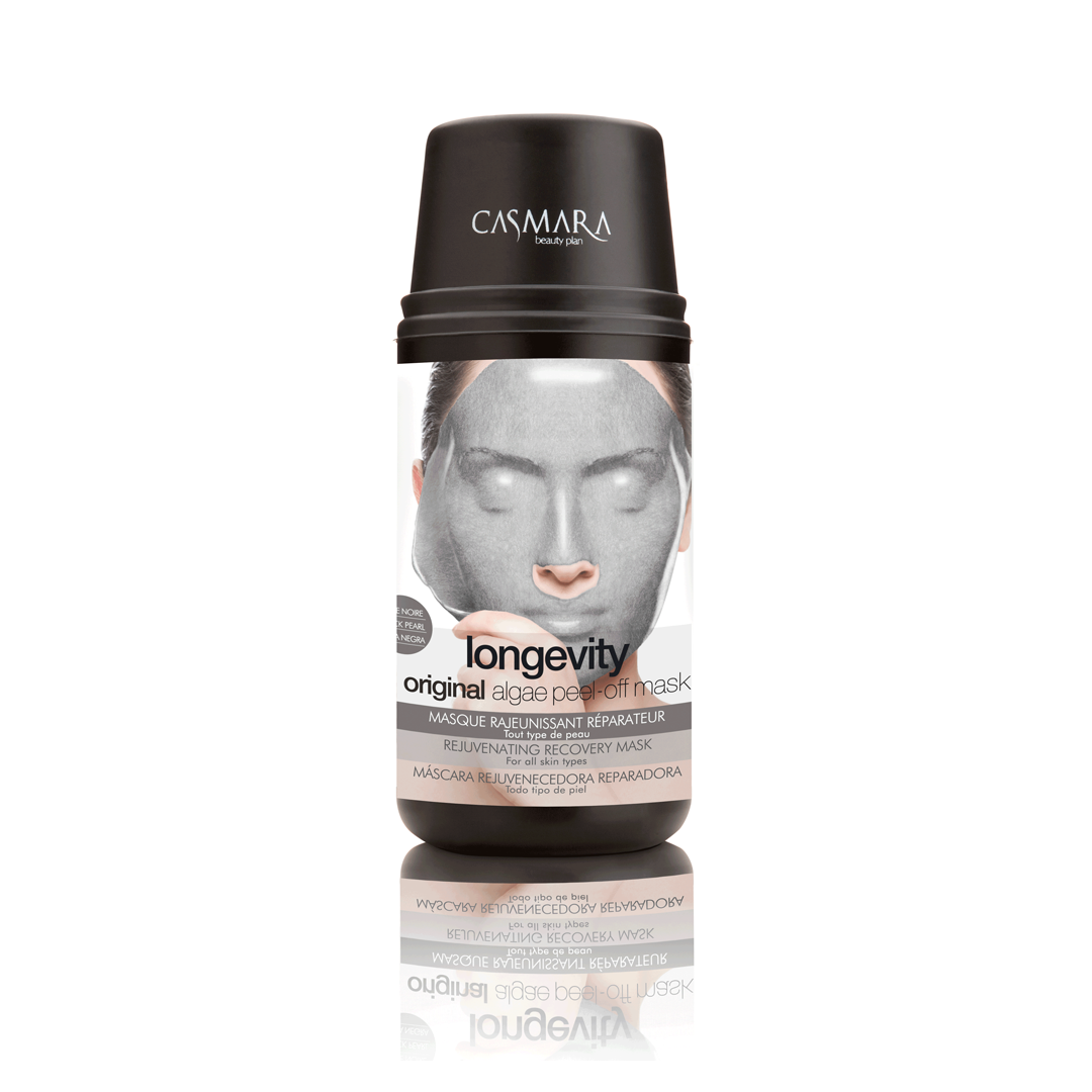 Longevity Algae Peel-Off Mask 1 unidad + Ampolla 4 ml. Casmara®