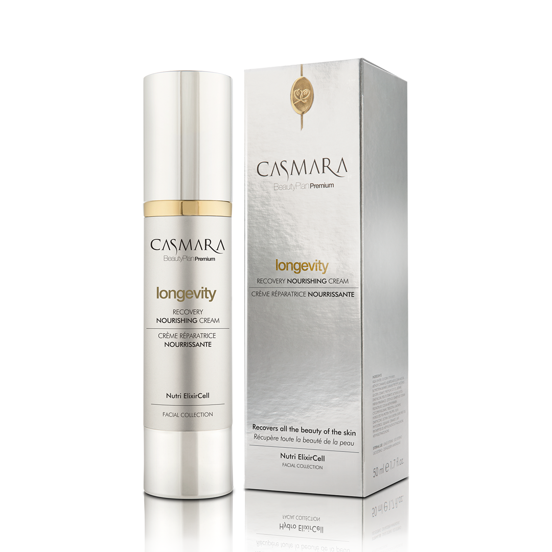 Longevity Recovery Nourishing Cream 50ml - Casmara®
