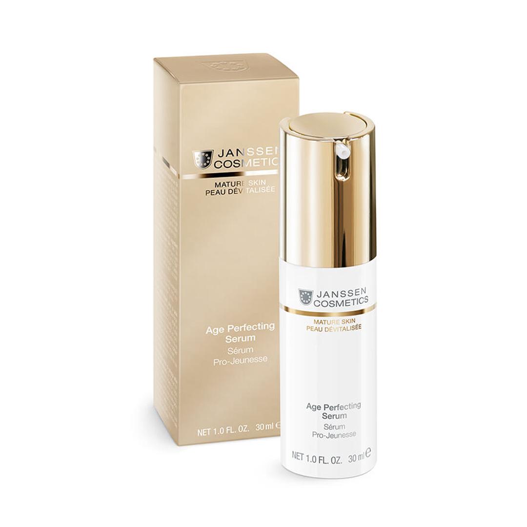 Mature Skin Age Perfecting Serum 30ml Janssen Cosmetics®