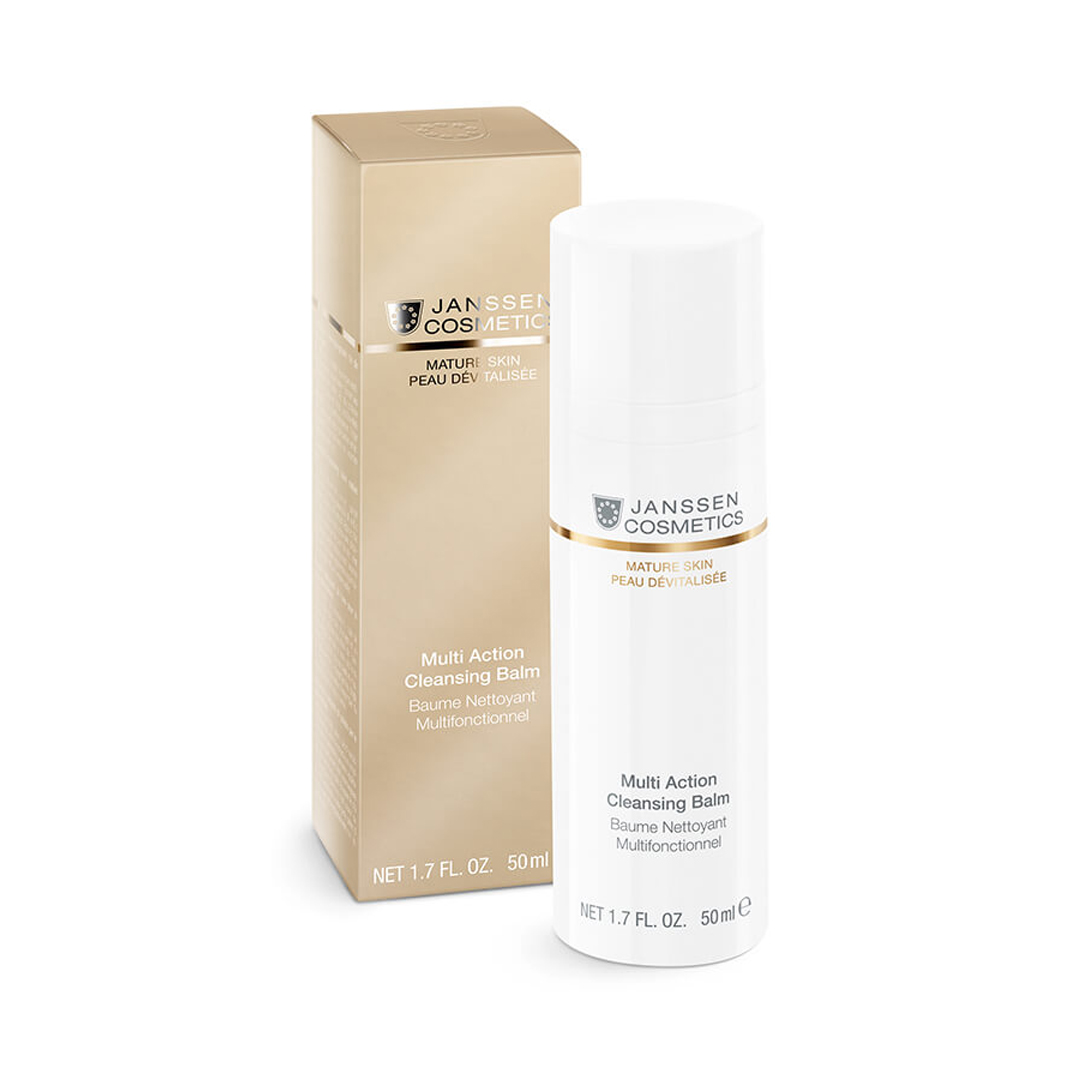 Mature Skin Multi Action Cleansing Balm 50ml Janssen Cosmetics®
