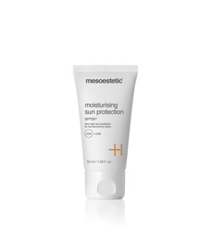 MOISTURISING SUN PROTECTION SPF50+ Mesoestetic 50ml
