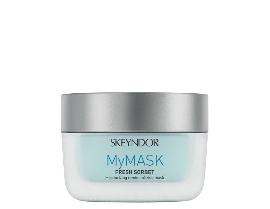 MyMask Fresh sorbet - Mascarilla hidratante y remineralizante 50ml Skeyndor®