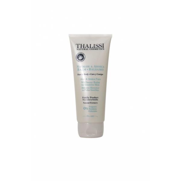 NATALOE & ARNICA BALM Bálsamo de Aloe Vera & Árnica 210 ml Thalissi®