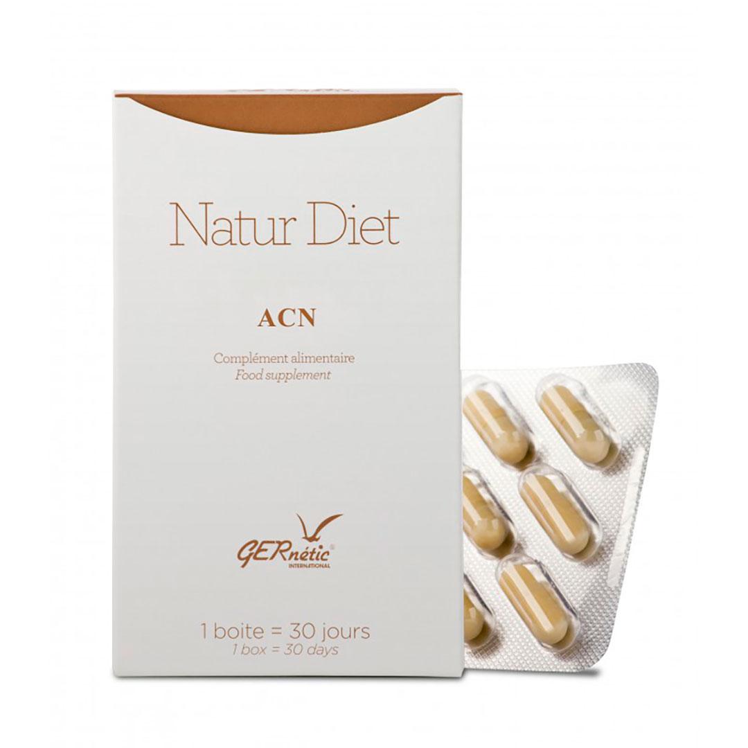 Natur Diet ACN 30 cápsulas Gernétic®