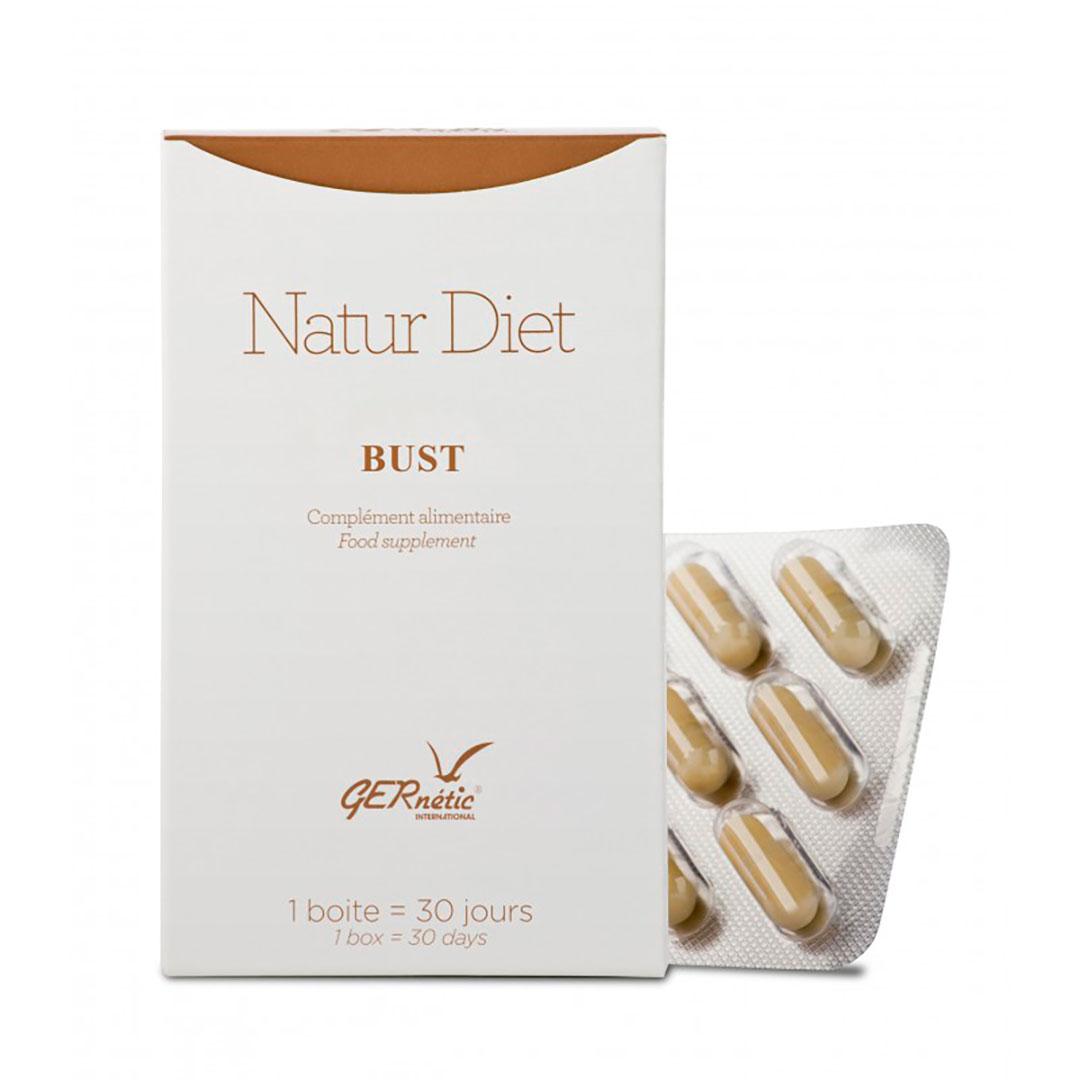 Natur Diet Bust 30 cápsulas Gernétic®