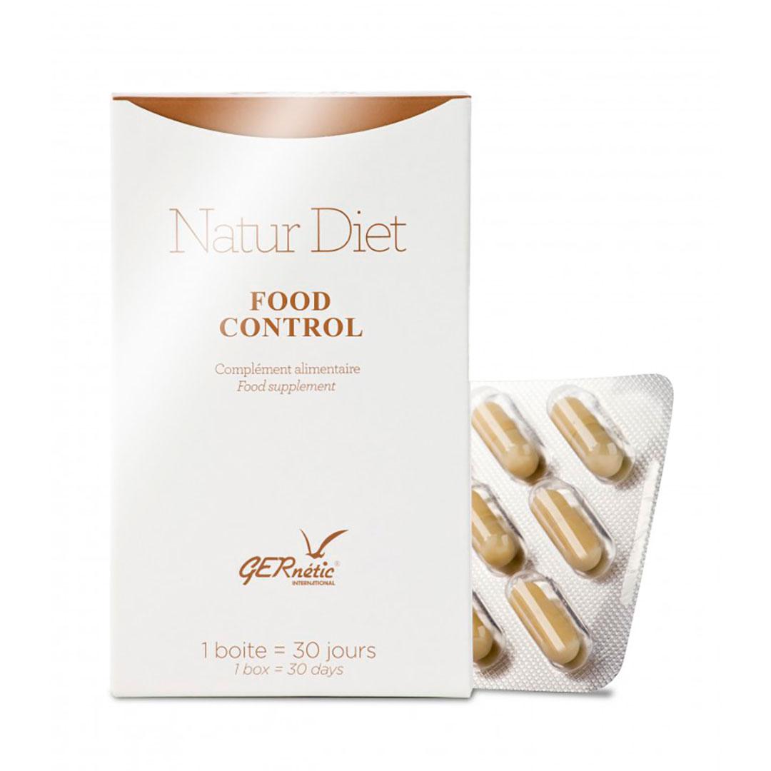Natur Diet Food Control 30 cápsulas Gernétic®