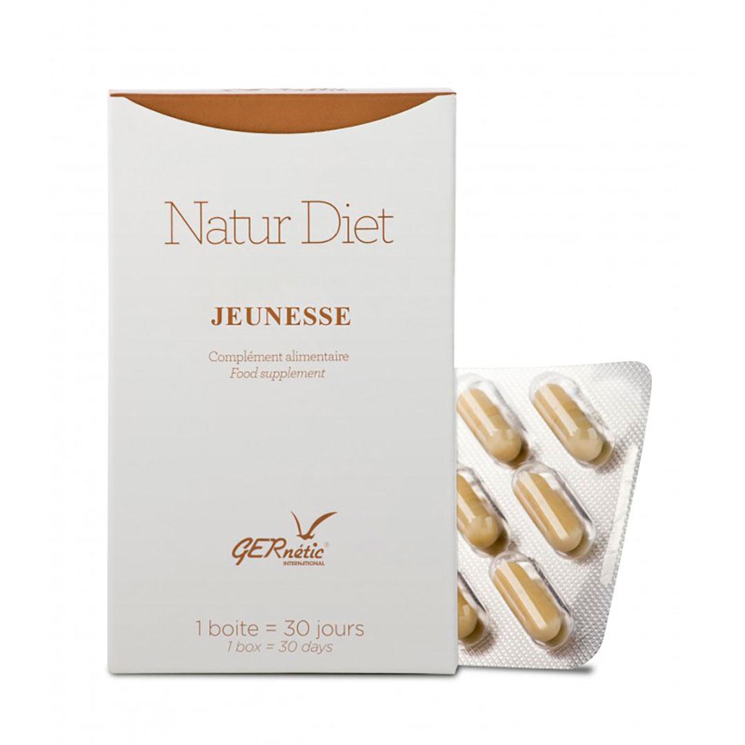 Natur Diet Jeunesse 30 cápsulas Gernétic®