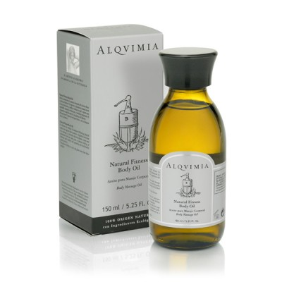 Natural Fitness Body Oil ALQVIMIA
