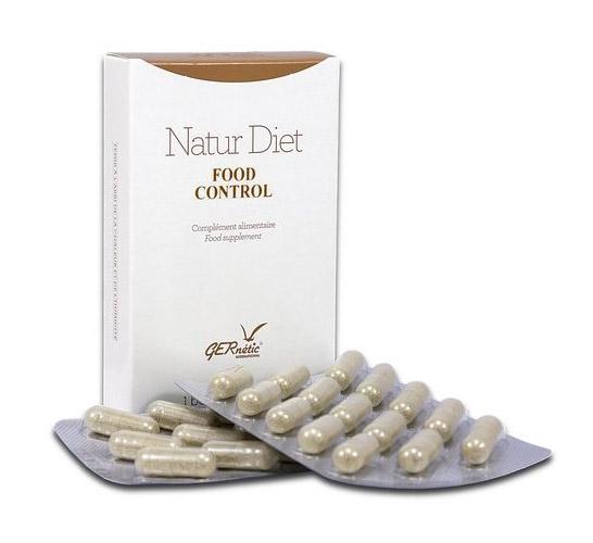 Natur Diet ZEN CONTROL Gernetic 30 cápsulas